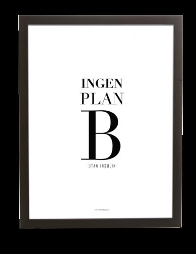 Diabetes | Ingen plan B