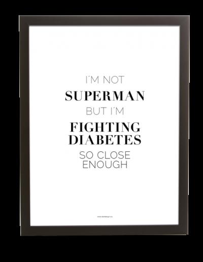 Diabetes | Superman