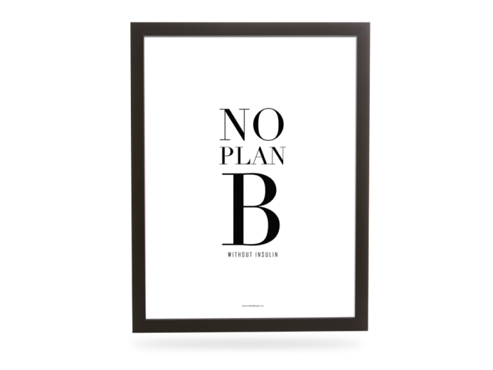 Diabetes | No plan B