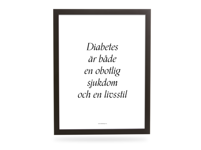 Diabetes | Obotlig livsstil